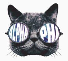 Alpha Phi Cat Eye Galaxy by katiefarello