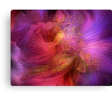 Orchid Moods Canvas Print