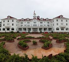 The Stanley Hotel by Daniel Owens