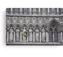 Trondheim Cathederal Canvas Print