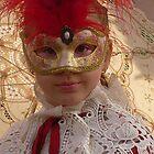 au bal masque de Venise by Marie Tixier-Brennan