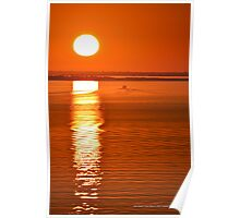 Sunrise In My Eyes - For You | Fire Island, New York  Poster