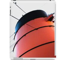 Queen Mary Funnel iPad Case/Skin