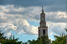 St Luke's Church Spire. by DonDavisUK