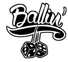 """""""Ballin'"""" - JDM Decal by harrison44"""
