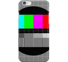No Signal iPhone Case/Skin