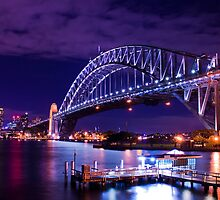 Sydney Harbour Bridge by Tony Walton