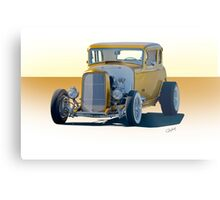 1932 Ford Coupe 'Golden Rule' Metal Print