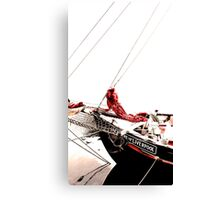 Only A Northern Song Canvas Print