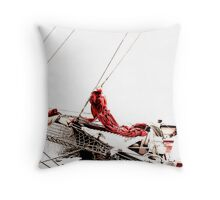 Only A Northern Song Throw Pillow