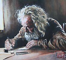 Uncle Avi by David McEwen