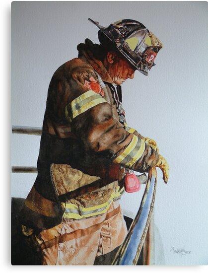 Fireman by David McEwen
