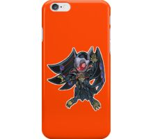 Blackwing - Armor Master Icon - Yugioh! iPhone Case/Skin