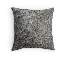 Hairy Harry Throw Pillow