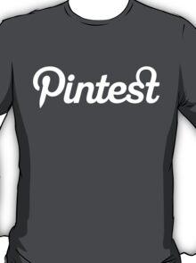 Pin Test (White) T-Shirt