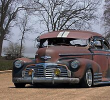1942 Chevrolet 'Lowrider' Fleetline Sedan by DaveKoontz