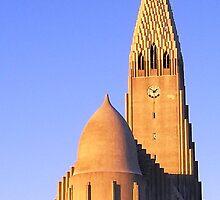 Church In Reykjavik by chipster