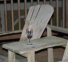 Wine in the Evening by William Guilmette