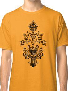 Haunted Mansion Wallpaper Design                         Classic T-Shirt