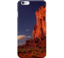 Late Afternoon at Camel Rock iPhone Case/Skin