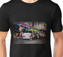 Trying to blend... Unisex T-Shirt