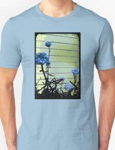 blue carnations Unisex T-Shirt