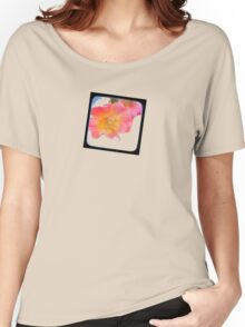 just a small flower Women's Relaxed Fit T-Shirt