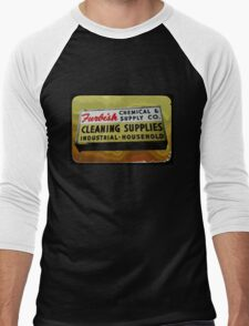 furbish cleaners Men's Baseball ¾ T-Shirt