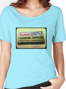 furbish cleaners Women's Relaxed Fit T-Shirt
