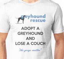 Adopt and Lose a Couch Unisex T-Shirt
