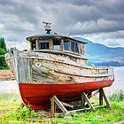 Fishing Boat by jvoweaver