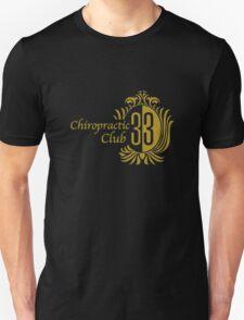 Chiropractic Club 33 Unisex T-Shirt