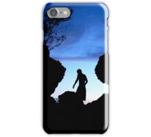 Bernardo Carpio takes a break iPhone Case/Skin