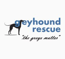 Greyhound Rescue Logo #2 by GreyhoundRescue