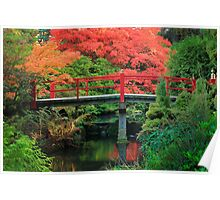 Kubota Gardens Poster