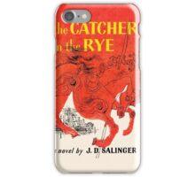 The Catcher  iPhone Case/Skin