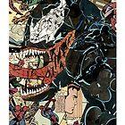 Venom Spiderman by Anggun15