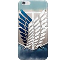Wings of Freedom iPhone Case/Skin