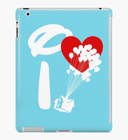 I Heart Adventure iPad Case/Skin