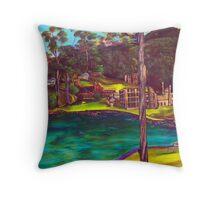 Port Arthur - Tasmania Throw Pillow