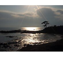 Sunshine on Tateishi Beach Photographic Print
