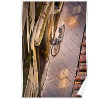 The Lucca Bike Poster