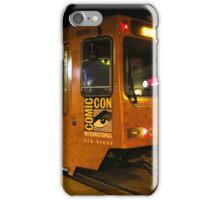 San Diego Trolley iPhone Case/Skin