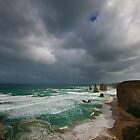 The colour of the sea III by andreasphoto