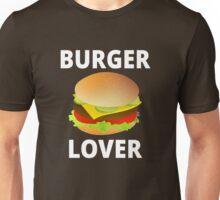Burger Lover Unisex T-Shirt
