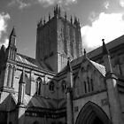 Wells Cathedral II by davrberts