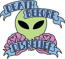 Death Before Disbelief by prospekt