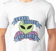 Death Before Disbelief Unisex T-Shirt
