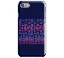 Vaporwave-Shareware iPhone Case/Skin
