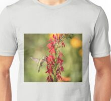 Ruby Throated Hummingbird 7-2015 Unisex T-Shirt